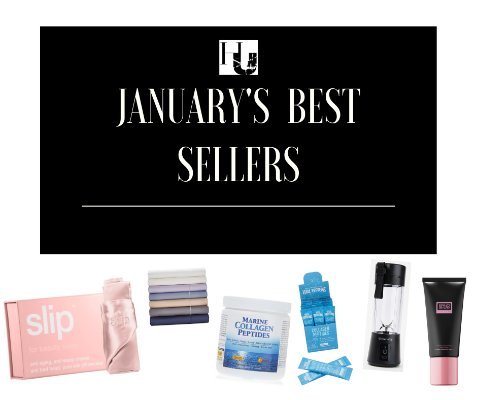 January's Best Sellers