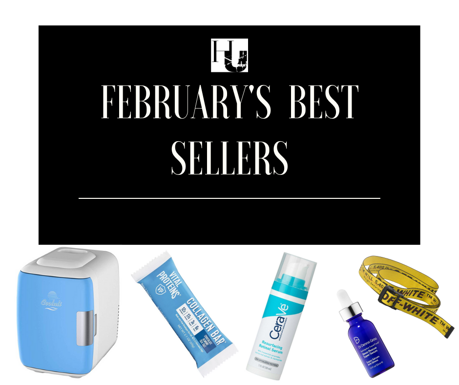 February's Best Sellers