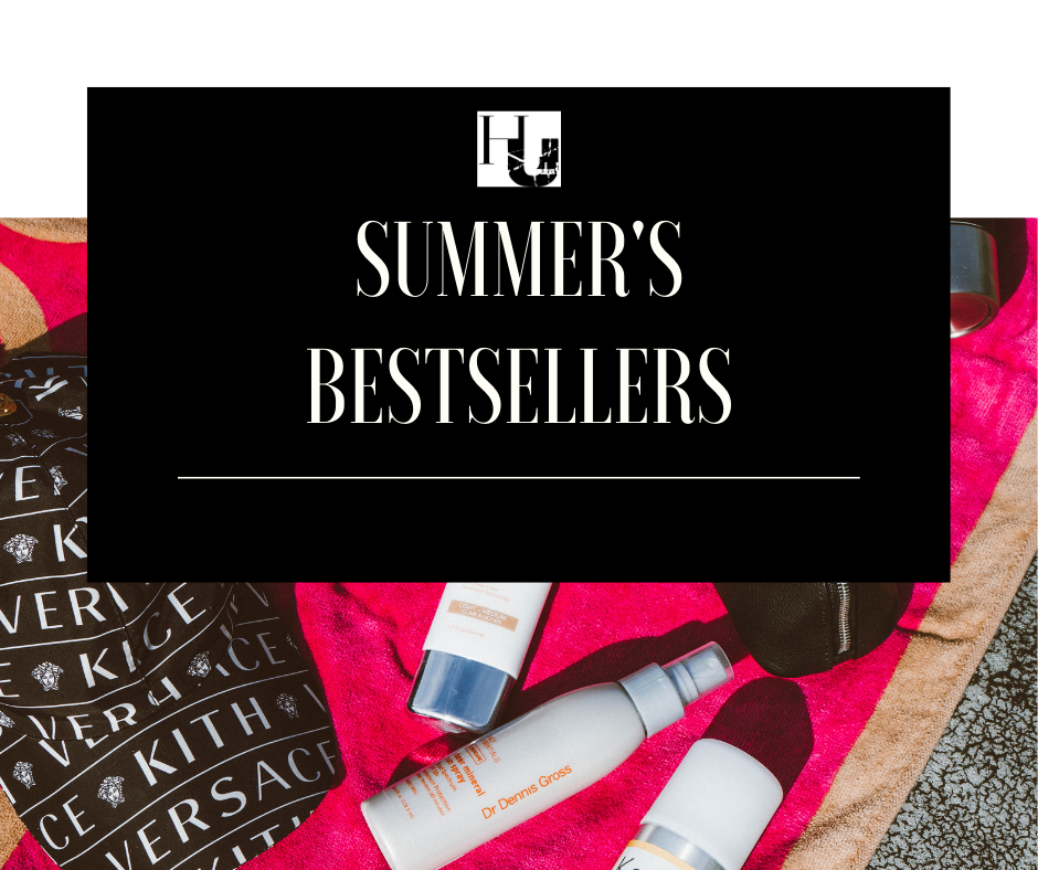 Summer's Best Sellers