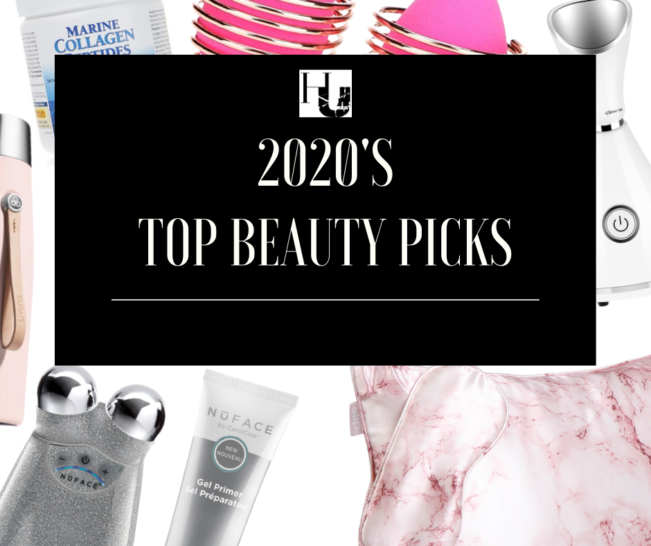 2020's Top Beauty Picks
