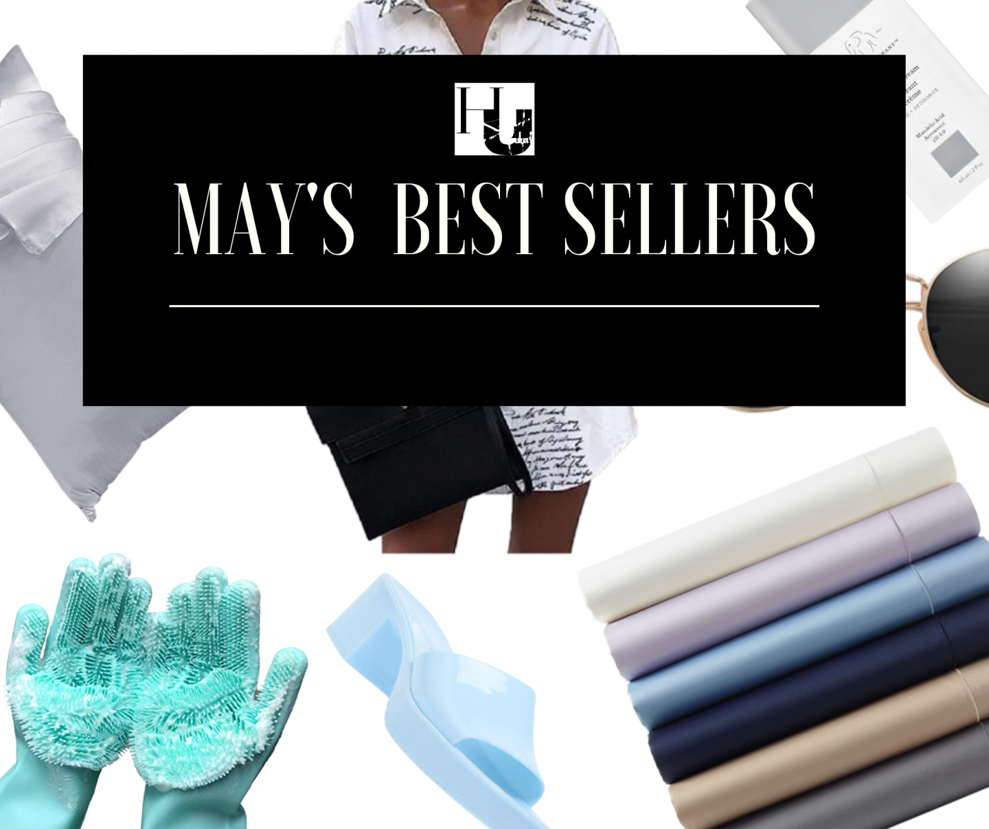 May's Best Sellers